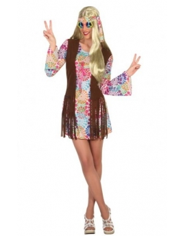 Disfraz Hippie chica