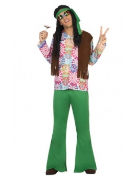 Disfraz Hippie chico