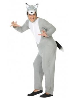 Disfraz Lobo gris