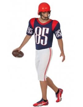 Disfraz Jugador Rugby o Futbol Americano