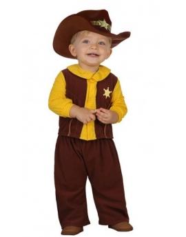Disfraz Vaquero bebe