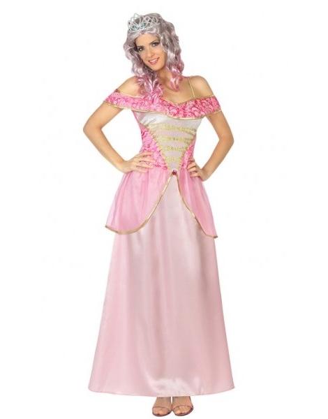 Disfraz Princesa rosa