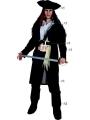 Disfraz Pirata del Caribe