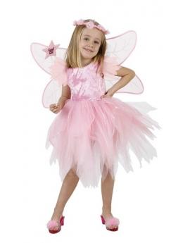 Disfraz Hada rosa infantil