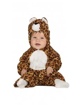 Disfraz leopardo baby