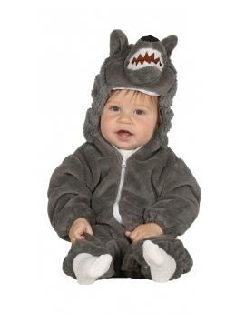 Disfraz lobo baby