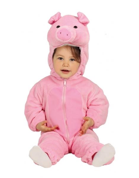 Disfraz cerdo baby