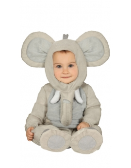Disfraz elefante baby