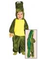 Disfraz cocodrilo baby