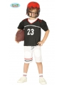 Disfraz quarterback infantil