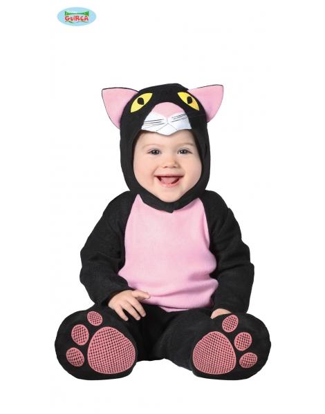 Disfraz gato baby
