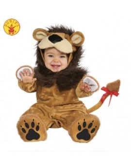Disfraz león baby