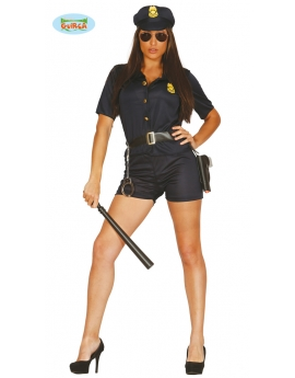 Disfraz Policia Adulta
