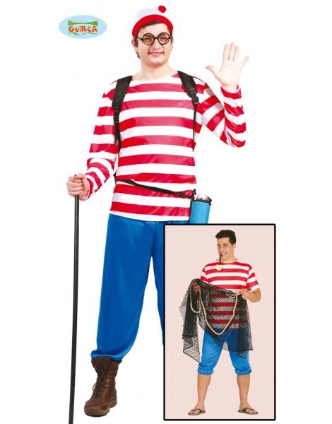 Disfraz Wally