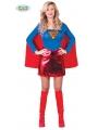 Disfraz super heroína