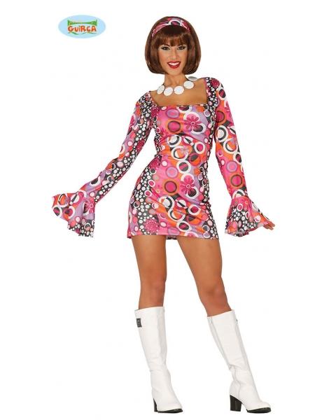 Disfraz Chica Disco