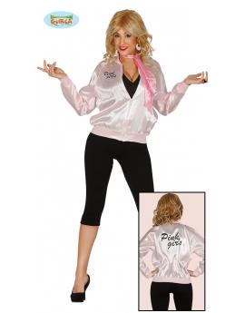 Disfraz Chaqueta pink girls