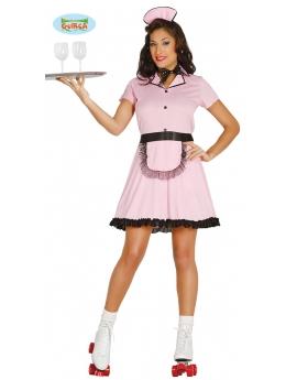 Disfraz de Camarera Patinadora
