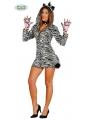 Disfraz de Leoparda sexy para mujer