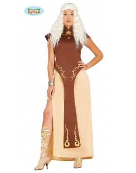 Disfraz de Reina Dragón o Deanerys Targaryen