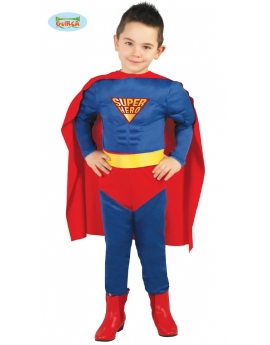 Disfaz Superman Infantil