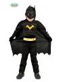 Disfraz de Black Hero o Batman infantil