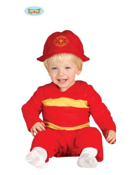 Disfraz Bombero Baby