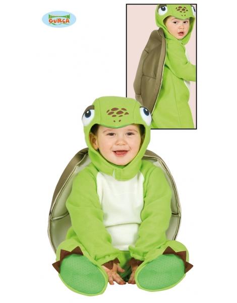 Disfraz Tortuguita baby
