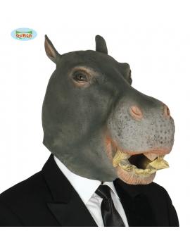 Máscara de Hipopótamo