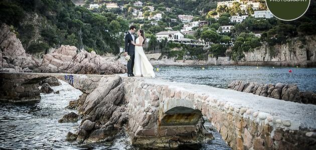 Un casament amb aires de mar